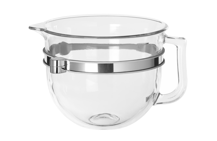 kitchenaid glass bowl 6 qt. Black Bedroom Furniture Sets. Home Design Ideas